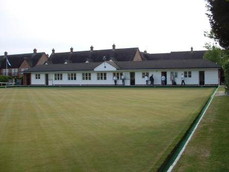 Cranbrook Bowls Club - Clubhouse and Green